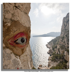 15 03 2010 - Marseille (FRA,13) - The Calanques - L'oeil de verre (the glass eye)