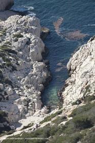 18 04 2009 - Marseille (FRA, 13) - Les Calanques - Calanque de la Mounine