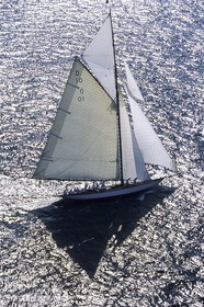 Sailing, Classic yachts, Voiles de Saint-Tropez 1998-2000