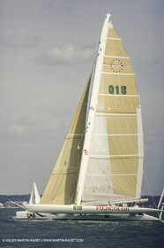 Sailing, Yacht Racing, Offshore Racing, Early offshore multihulls