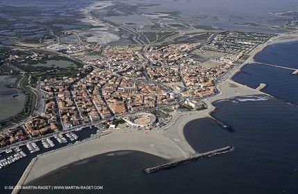 Camargue (FRA,13) - Saintes Maries of the Sea