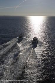 07 04 2014 - Palma de Mallorca (ESP) - Beneteau Group - Monte Carlo 4 & Monte Carlo 5