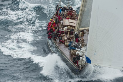 03 10 2015, Saint-Tropez (FRA,83), Voiles de Saint-Tropez 2015, Final Day
