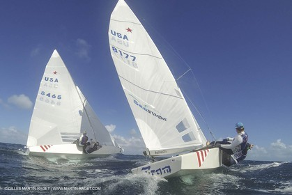05 12 2014, Nassau (Bahamas), Star Sailors League Finals 2014, Day 3,