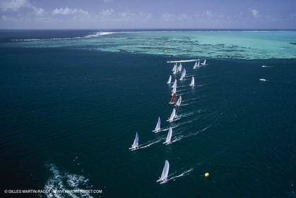 Round Mauritius Island