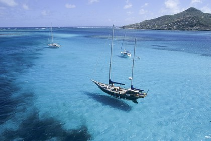 Destinations, Antilles, West Indies, Caribean, Grenadines