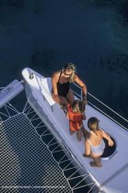 Sailing, cruising, people, children