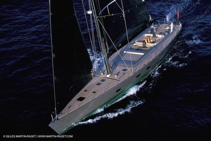 Darkshadow - Wally Yachts