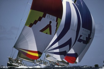 Maxi Yachts