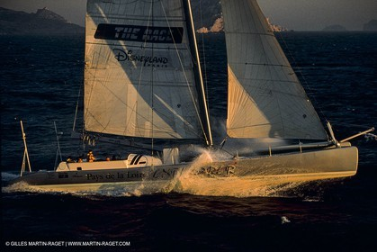 Sailing, Offshore Racing, Jules Verne Trophy, Commodore Explorer