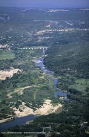 Gardon canyon (Gard)