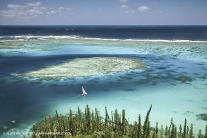 Sailing, Dinghies, Round New Caledonia Raid,