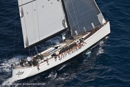 02 10 2010 - Saint Tropez (FRA,13) - Voiles de Saint Tropez 2010 - Lupa