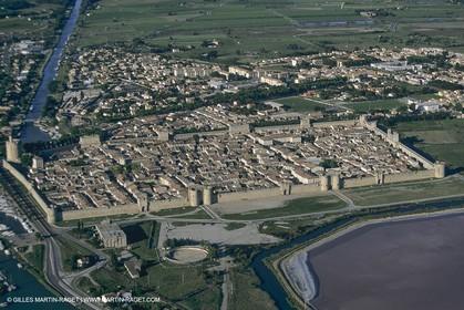 France, Provence, Camargue, Aigues Mortes