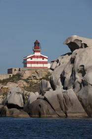 02 05 2012 - Bonifacio (FRA, Corsica) - Lavezzi islands - Lvezzi lighthouse