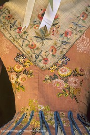 France, Provence, Traditions, Boutis et piqués, traditional cloths from Provence
