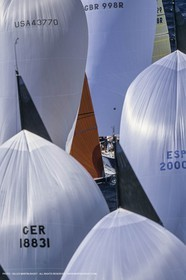 One Ton Cup 2000, Marseille