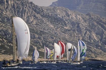 Sailing, Yacht Racing, Marseille Sailing Week