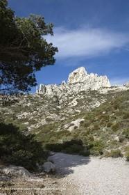 11 03 2009 - Marseille (FRA, 13) - Calanques - Marseilleveyre area - St Michel d'Eau Douce rock
