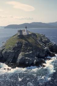 Destination - France - Corsica - Giraglia island