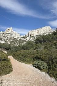 11 03 2009 - Marseille (FRA, 13) - Calanques - Marseilleveyre area