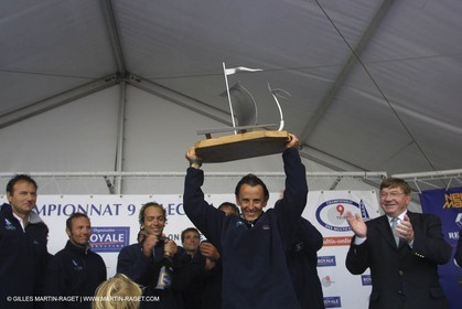 2001 ORMA Multihulls Championship - Fecamp Grand Prix