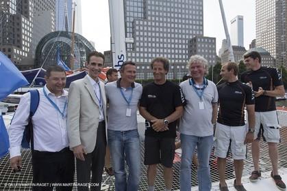 07 07 2012 - New York (USA) - Ocean Krys Race - Start