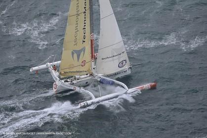 Yacht Racing, Multihull, ORMA 60, Giovani Soldini, Tim - Fila