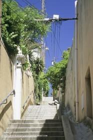France, Provence, Marseille, villages-quartiers, Le Roucas Blanc