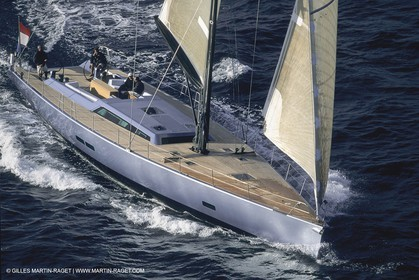 Voile, sailing, sailing super yachts, Wally yachts, Carrera