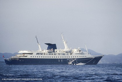 Super Motor Yachts, Alexander