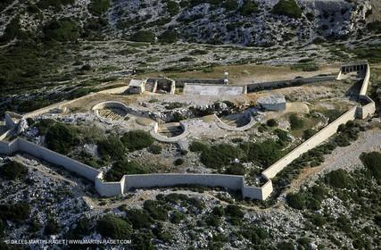 Les Goudes fortress