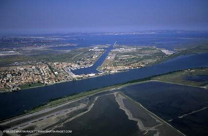 Rhône river - Port Saint Louis du Rhône