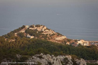 10 09 2009 - Marseille (FRA, 13) - Les Calanques - The Mont Rose