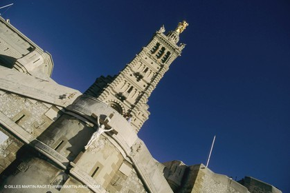 Marseille historical heritage (check keywords for more infos), Notre Dame de la Garde