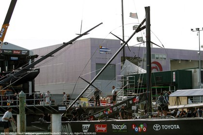 America's Cup, Auckland 2003