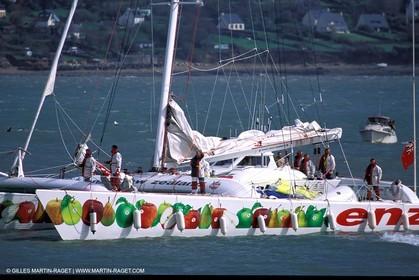 Jules Verne Trophy - Enza New Zealand