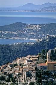 France - Côte d'Azur - Eze sur mer