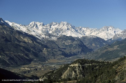 France - Southern Alps - Guillestre