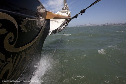 16 06 2011 - San Francisco (USA,CA) - 34th America's Cup - San Francisco Test racing period -