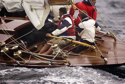 Sailing, Classic Yachts, Voiles de Saint-Tropez, Cottom Blossom