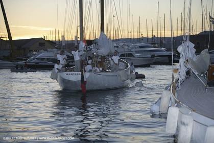 05 10 2006 - Saint Tropez (Fr) - Voiles de Saint Tropez 2006 - Challenges day