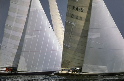 America's Cup, Newport 1983, Advance, Louis Vuitton Cup