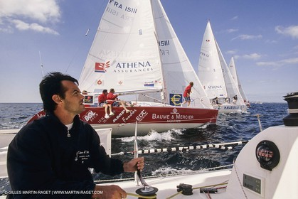 Match Racing, Sète (FRA), Jod 35