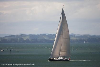 Auckland, NZL, Sailing Super yachts, Imagine II