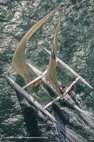 Sailing, Yacht Racing, Offshore racing, Multihulls ORMA 60