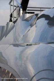 25 02 2011 - La Ciotat (FRA,13) - Super Yachts - Chantier H2X - Cartouche