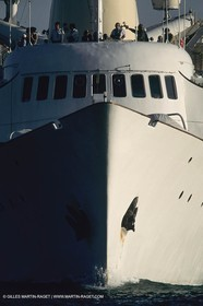 Super Motor Yachts, Christina O