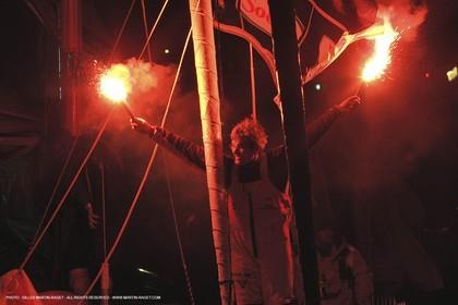 IMOCA Class - 2004 Vendée Globe  - Vincent Riou - PRB - Winner