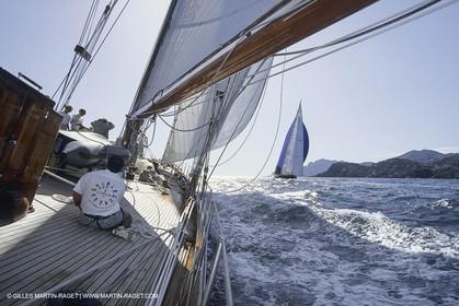 Sailing, Classic Yachts, J Class